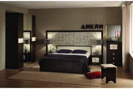 Модульная мебель для спальни Амели