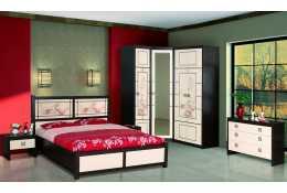 Модульная спальня Киото