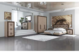 Модульная спальня Эллипс
