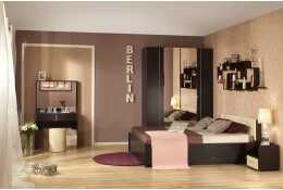 Модульная спальня Berlin