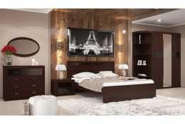 Модульная мебель для спальни Модена