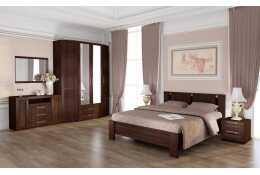 Модульная спальня Скандинавия