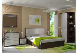 Модульная мебель для спальни Луиза