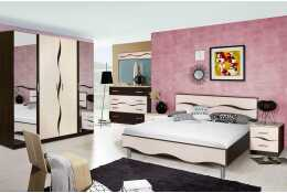 Модульная спальня Гардония
