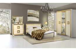 Модульная мебель для спальни Ливадия Люкс