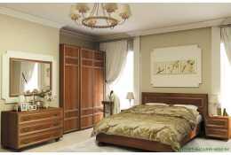 Модульная мебель для спальни Александрия