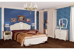 Модульная спальня Каролина