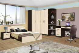 Модульная спальня Светлана