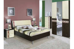 Модульная спальня Флора