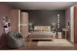 Спальня модульная WYSPAA (дуб сонома)