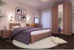 Модульная спальня Береста