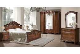 Набор мебели для спальни Джаконда орех