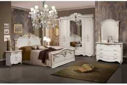 Набор мебели для спальни Джаконда белый