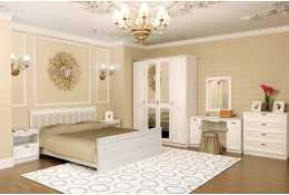 Модульная мебель для спальни Виктория