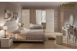 Спальня модульная WYSPAA (бодега светлый)