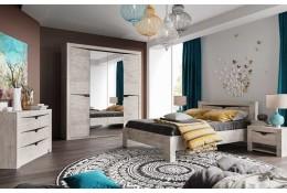 Модульная мебель для спальни Соренто