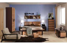 Модульная мебель для спальни Hyper