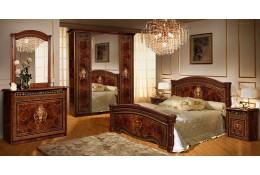 Спальня Карина 3 (цвет орех)