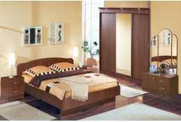 Модульная спальня Светлана (композиция 2)