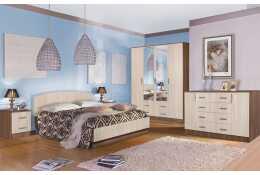 Модульная спальня Светлана (композиция 4)
