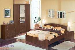 Модульная спальня Светлана (композиция 5)