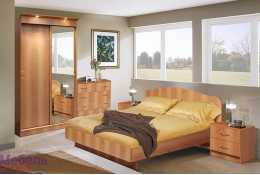 Модульная спальня Светлана (композиция 7)