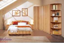 Модульная спальня Светлана (композиция 8)
