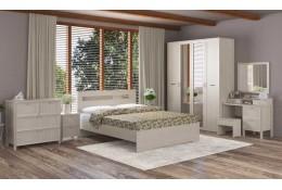 Спальня Соната (дуб млечный)