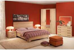 Модульная спальня Вега Прованс