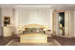Модульная мебель для спальни Кливия
