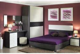 Модульная мебель для спальни Соната