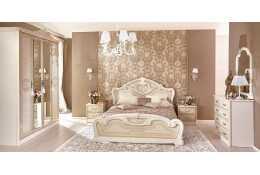 Модульная спальня Гранда (штрих лак)