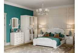 Модульная мебель для спальни Александрина