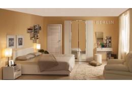 Модульная спальня Berlin (бодега светлый)