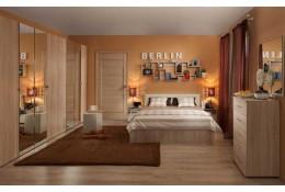 Модульная спальня Berlin (дуб сонома)