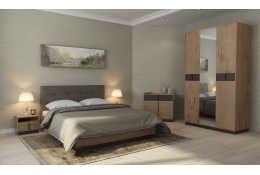 Модульная спальня Бруно