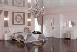 Модульная спальня Жемчужина