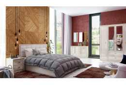 Модульная спальня Милан