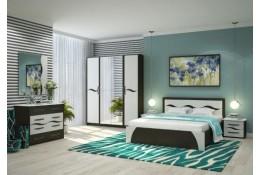 Модульная спальня Валенсия