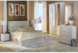 Мебель для спальни Ника Люкс