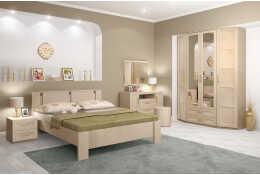 Мебель для спальни Скандинавия Люкс