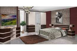 Модульная спальня Хилтон