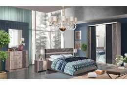 Модульная мебель для спальни Монако