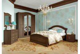Модульная спальня Николь (акация)
