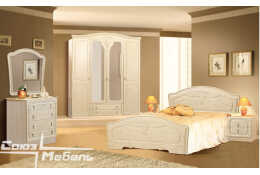 Модульная спальня Лира