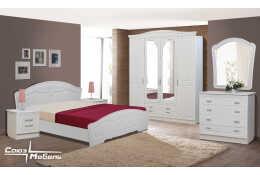 Модульная мебель для спальни Ева