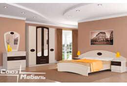 Модульная мебель для спальни Марта
