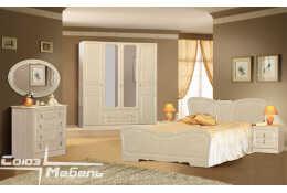 Модульная спальня Верона (Союз)