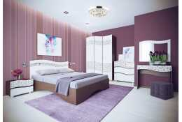 Модульная спальня Селена