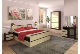 Модульная мебель для спальни Сакура (композиция 1)